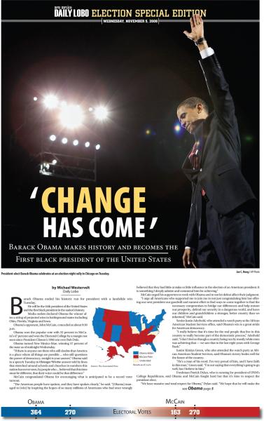 Obamaelection